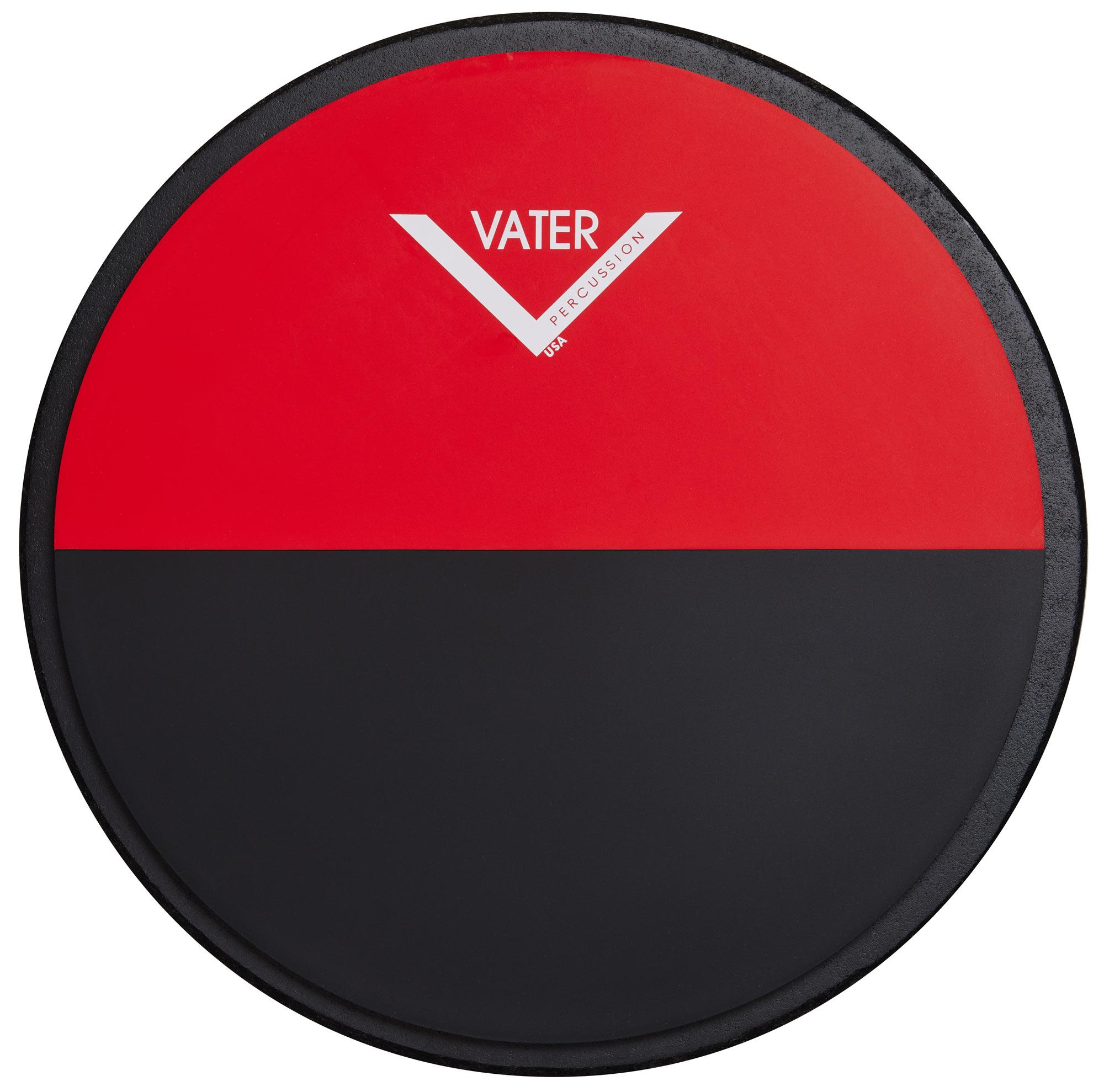 vater percussion chop builder 12 single split surface practice pad. Black Bedroom Furniture Sets. Home Design Ideas